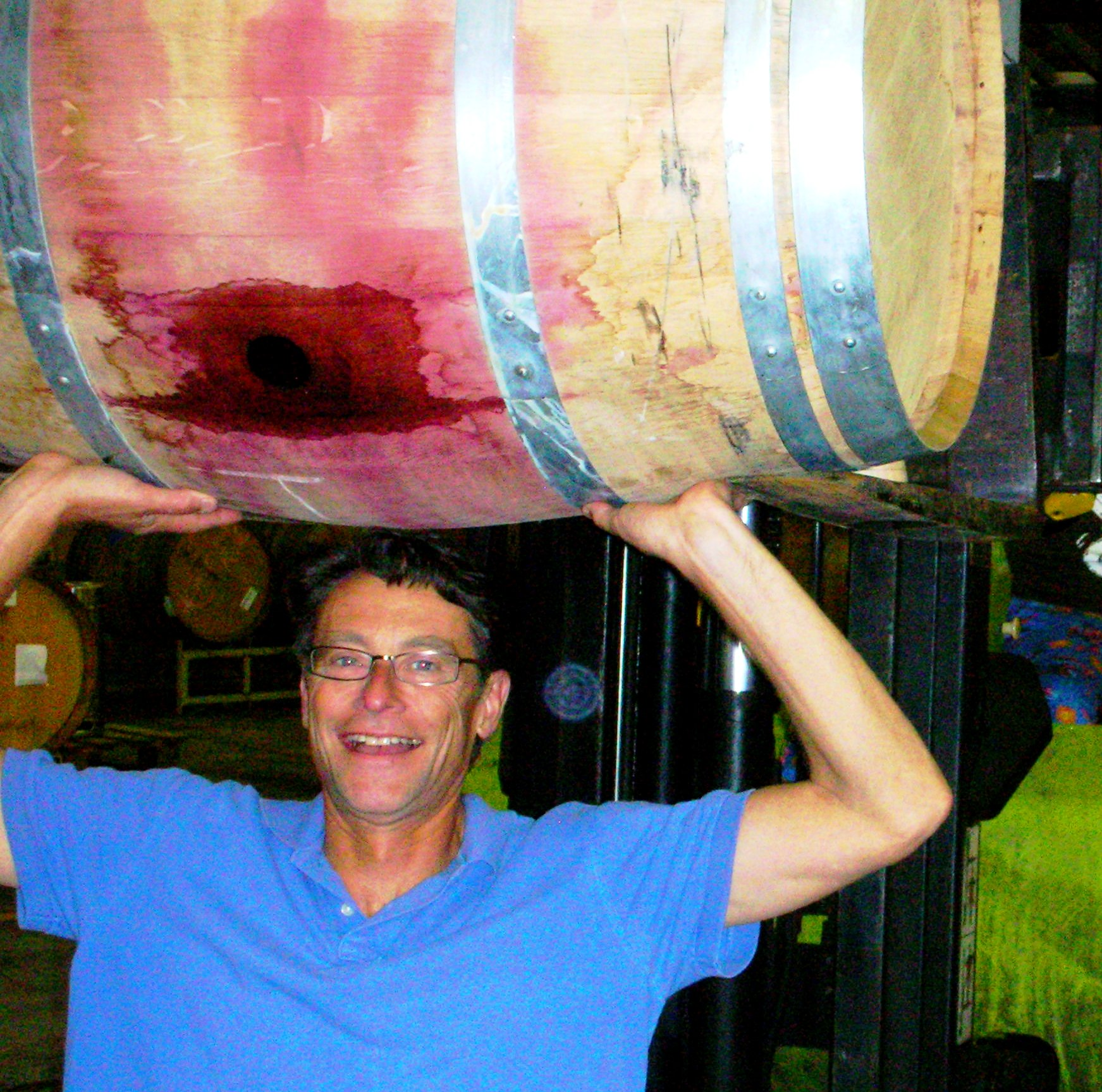 An Unlikely Lesson in Winemaking from a Grizzly Bear For the First Time Ever, the Sophisticated, Lumbering Icon of Punch Vineyards Opens Up to the Media