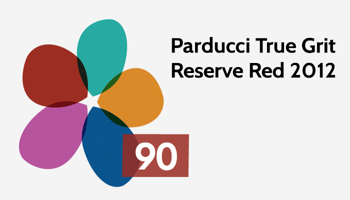 New Bottle Experience: Parducci True Grit Reserve Red 2012
