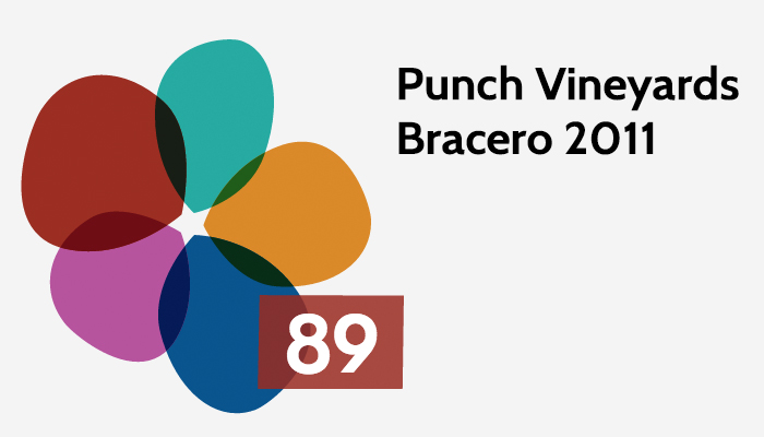 New Bottle Experience: Punch Vineyards Bracero 2011