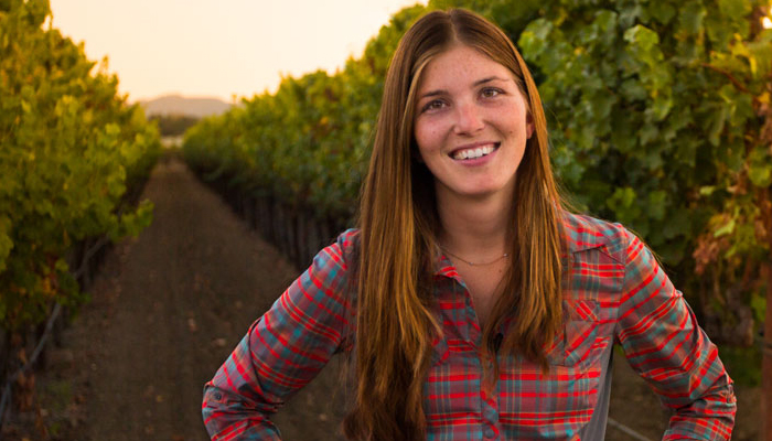 Jenny Wagner: A Tomboy with Wine in Her Veins