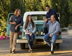 Wagner Family_truck pic