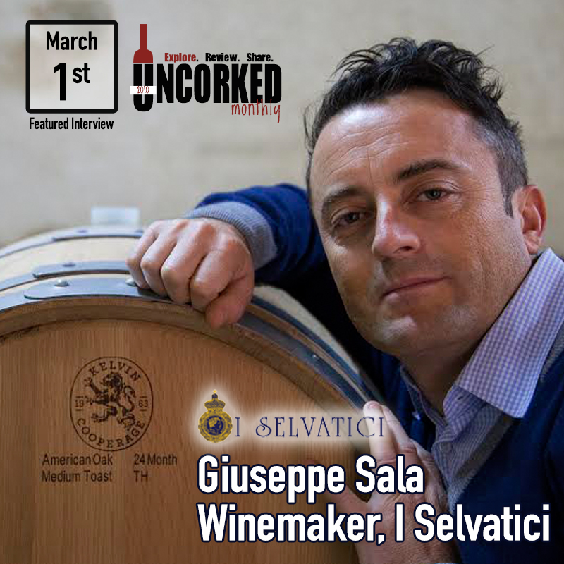 Featured Interview_Giuseppe Sala from I Selvatici