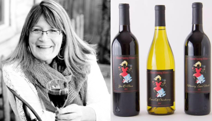 Mollie Openshaw of Mood Swing Wines on the Joys of Menopause