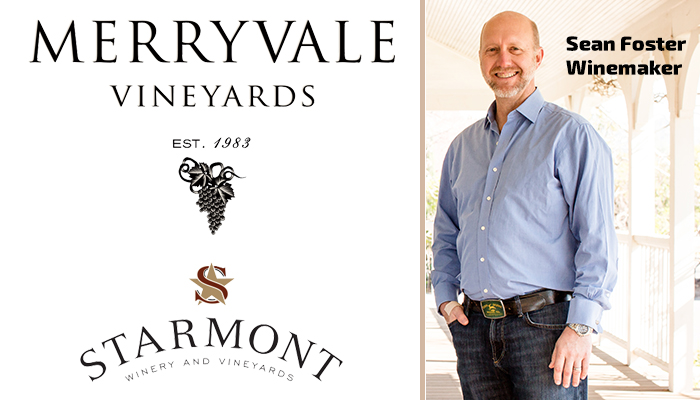 Sean Foster of the Merryvale Family of Wines