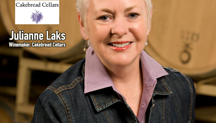 Julianne Laks of Cakebread Cellars: Quietly Standing Out
