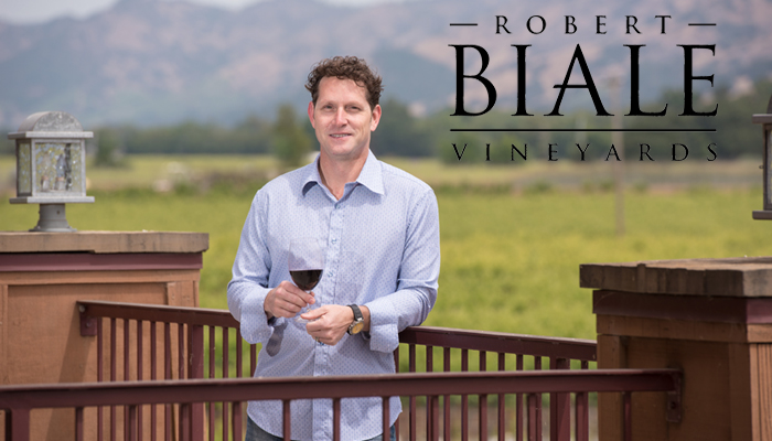 Talking Taste with Tres Goetting, Winemaker for Robert Biale Vineyards