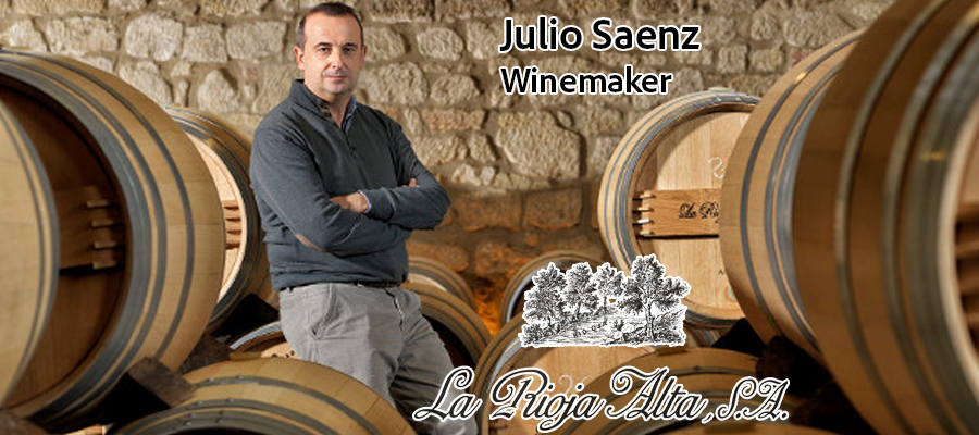When it comes to fine Spanish wine, Julio Saenz really knows his subject