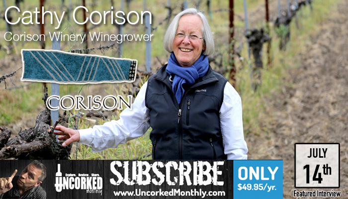 Featured Interview with Corison Winery_Cathy Corison