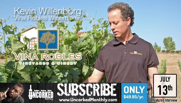 Featured Interview with Kevin Willenborg_Winemaker