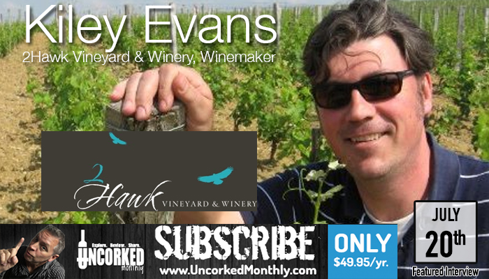 Featured Interview with Kiley Evans