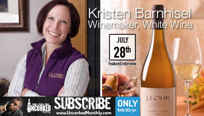 Featured Interview with Kristen Barnhisel_J.Lohr