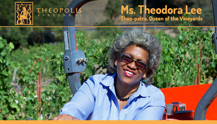 Trial Lawyer to Wine Producer. Meet Theopatra, Queen of the Vineyards