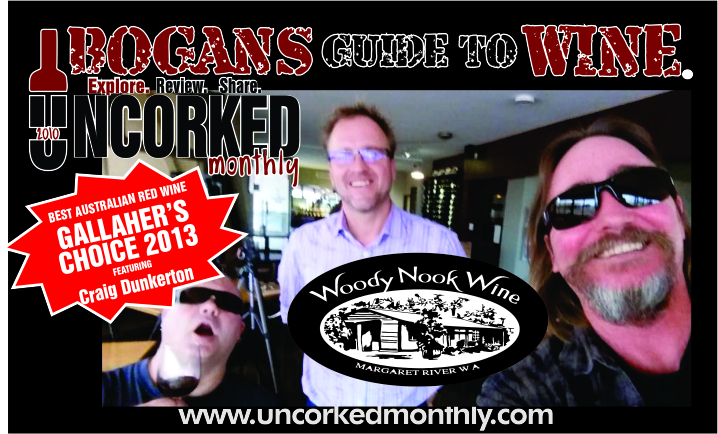 BOGANS GUIDE TO WINE WOODYNOOK GALLAGHER'S CHOICE 2013