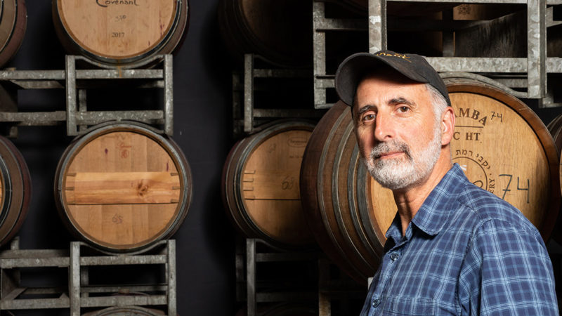 An Impressive Journey From Musician to Winemaker
